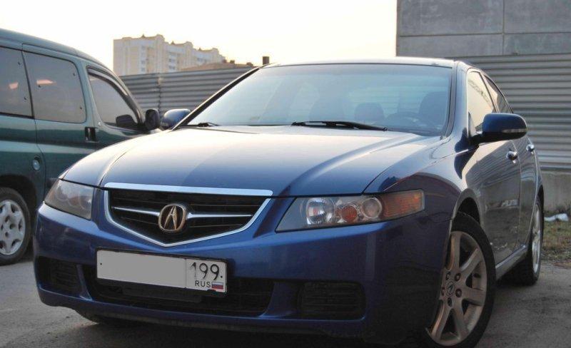 Смотрите, какая машина: acura tsx i 2004 года за 368 000 рублей на автору!