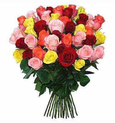 Цветы уфа дешево розы