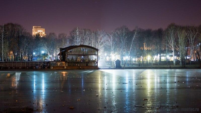 стоит картинки парка якутова районе поселка переславское