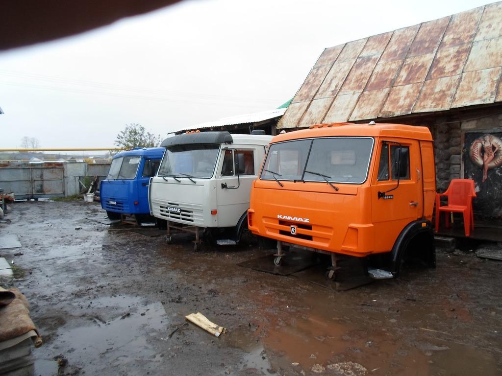 Ремонт камаз в иркутске