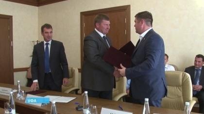 Иван Кузьмин и начальник ПривЖД подписали соглашение о сотрудничестве.
