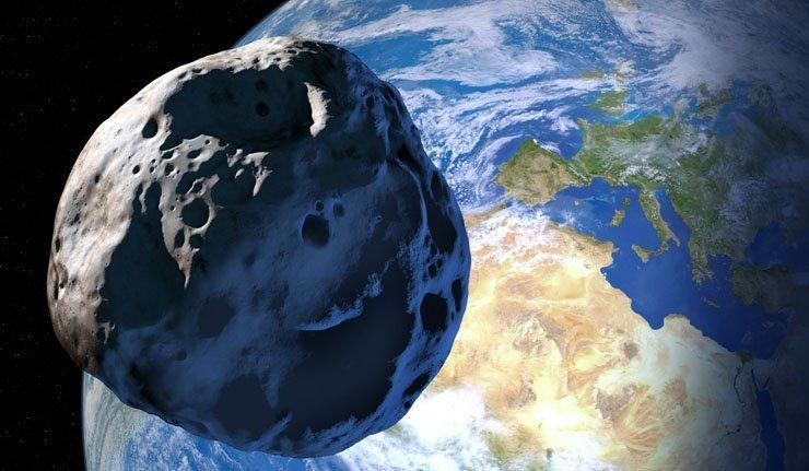 голубая планета летит к земле фото при любой