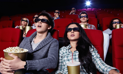 Page medium young people in 3d glasses shutterstock 75005647