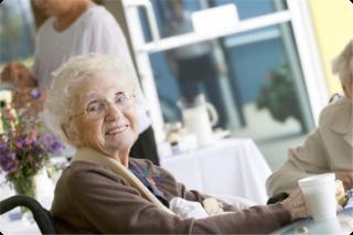 пансионат дома престарелых