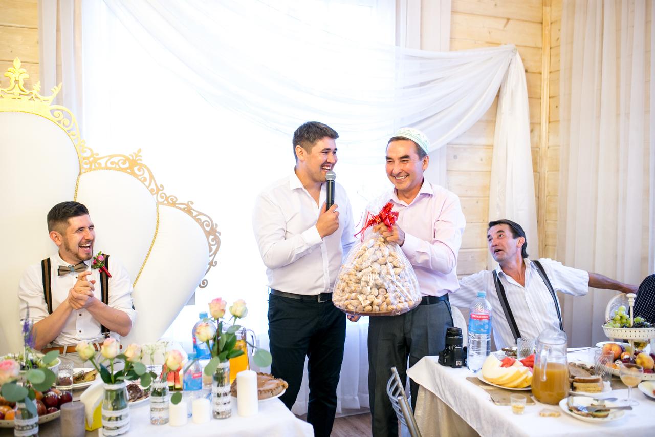 Тамада для свадьбы уфа