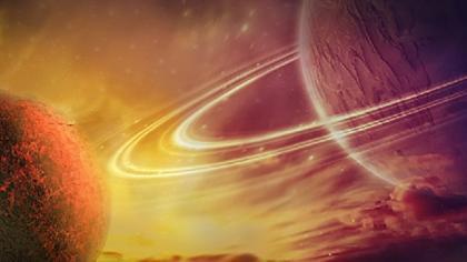 Граждане Башкирии некоторое количество дней смогут наблюдать внебе соединение Марса иСатурна