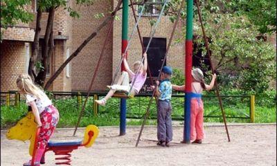 Курение на детских площадках закон