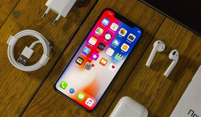 IPhone стройной камерой выйдет в 2019г