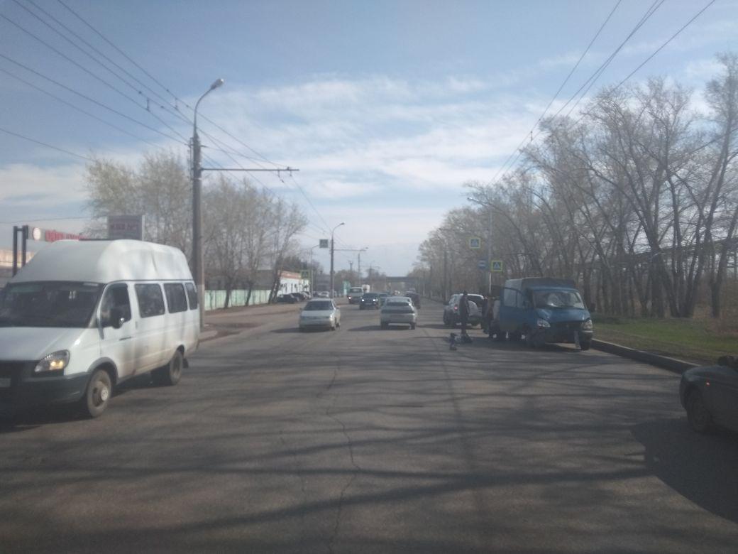 ВБашкирии под колесами «ГАЗели» умер пенсионер