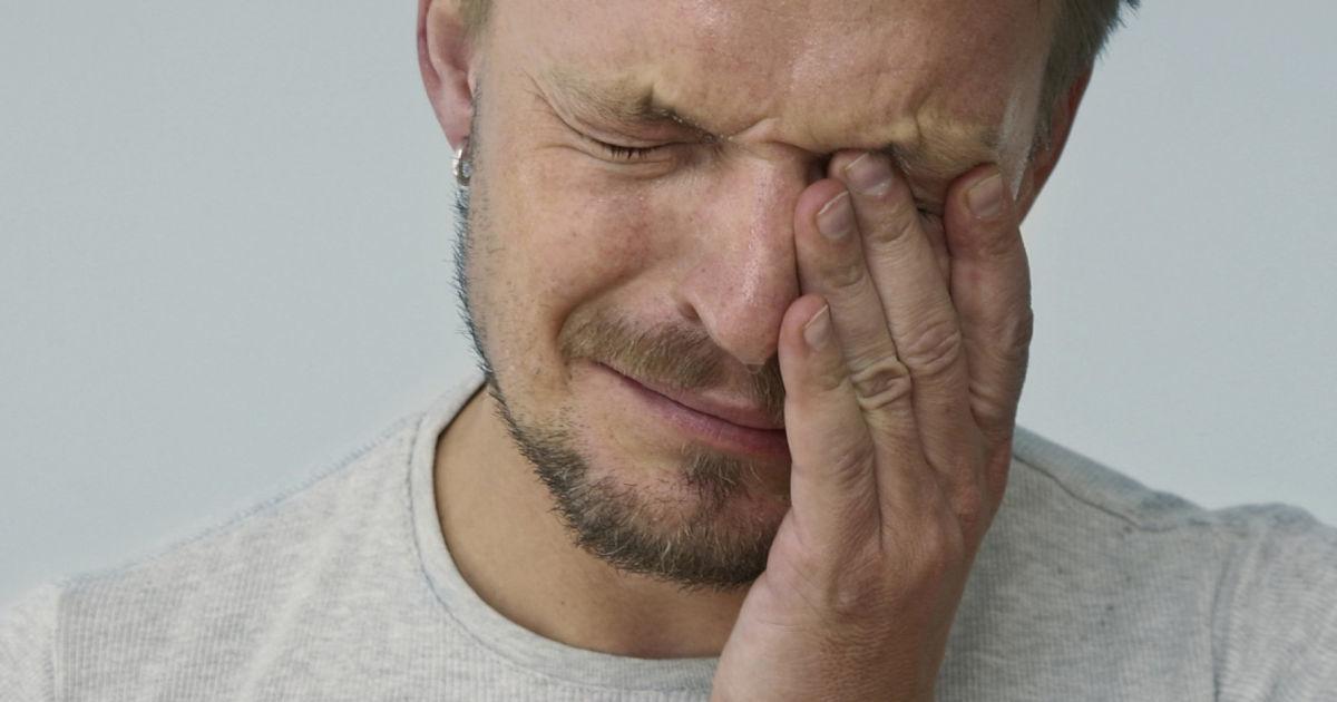 красивые картинки плачущих мужчин отличие многих других
