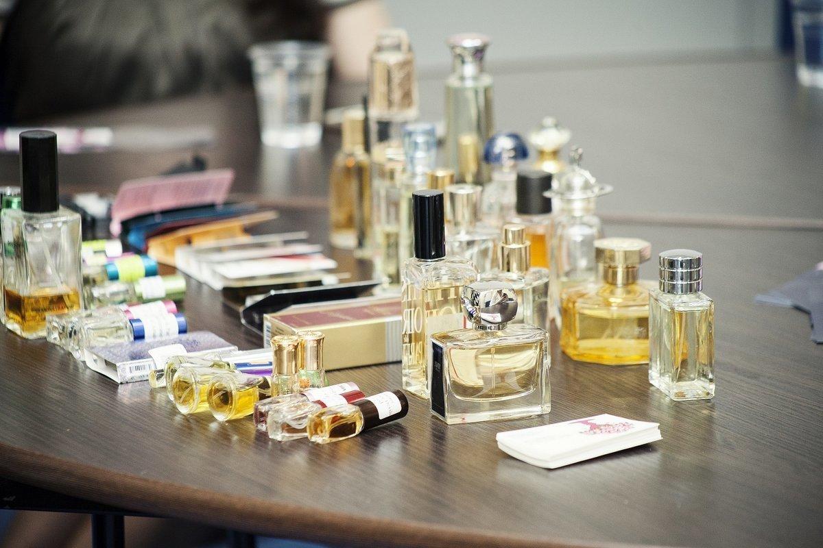 Виды парфюма фото
